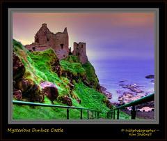 Mysterious Dunluce Castle