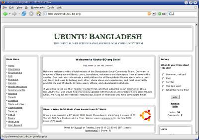 Ubuntu Bangladesh