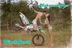 Ginch Gonch Boys & Toys Bikes (Ginch Gonch Global) Tags: fashion vintage kiss underwear models bikes shorts dirtbike undies motocross motorcross hotguy ginchgonch hotgirlshorts