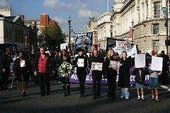 Families unite at London Rally