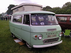 1969 Commer PA Camper Van (Trigger's Retro Road Tests!) Tags: 1969 photos pa van camper essex 2009 colchester rallye olde tyme commer aldham