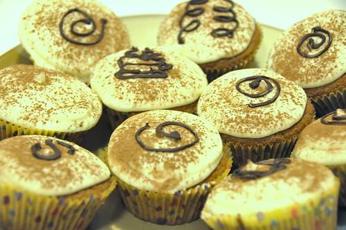 Cappucino Cupcakes 2