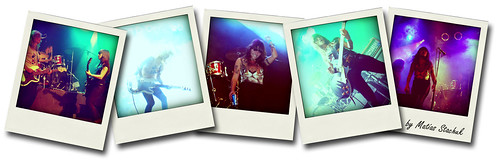 Fotos Polaroyd Guachass Mati Roxy Club para newsletter