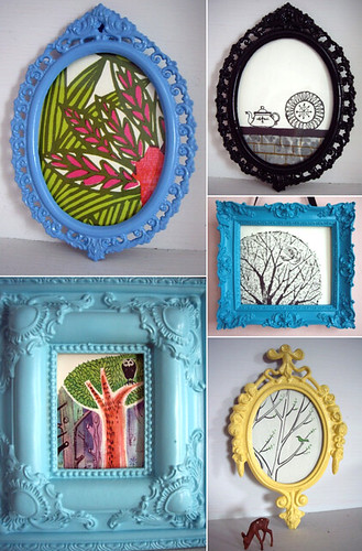 Beautiful frames!