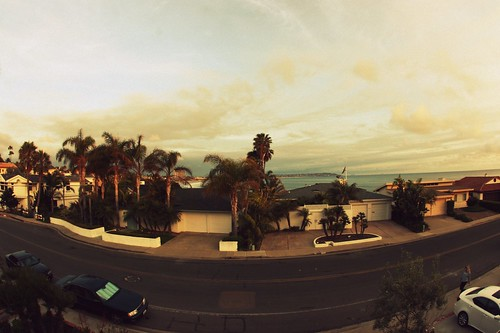 View from Crib