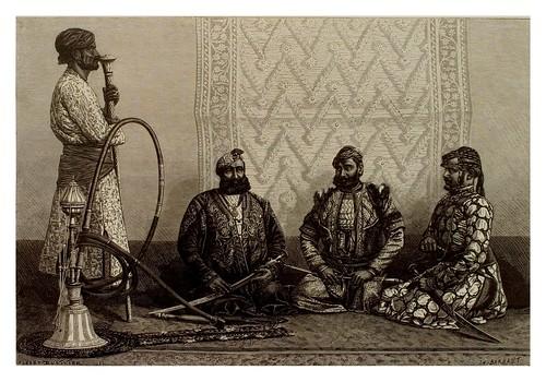 021-Raha Nawab y Zemindar-La India en palabras e imágenes 1880-1881- © Universitätsbibliothek Heidelberg