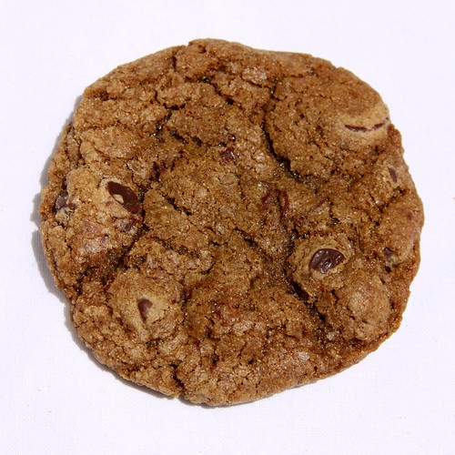 Cake and Commerce's Gluten-Free Ooey Gooey Chocolate Chip Cookies