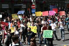 IMG_6019 (quox | xonb) Tags: demo stuttgart gegenstudiengebhren protest uni masterplan unistuttgart studenten schler geisteswissenschaften ressel bildungsstreik
