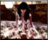 Collabs Egypt Shoot (Rythmnmuse is Milla Alexandre) Tags: desert avatar egypt sl oasis