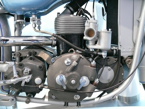 DKW US 250 1939 engine por stkone.