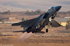 IAF F-15I Eagle Ra'am Israel Air Force (xnir) Tags: photography israel fighter photographer force eagle aviation air flight boeing douglas  raam nir mcdonnell f15 afterburner  iaf benyosef superiority     f15i xnir  idfaf  photoxnirgmailcom