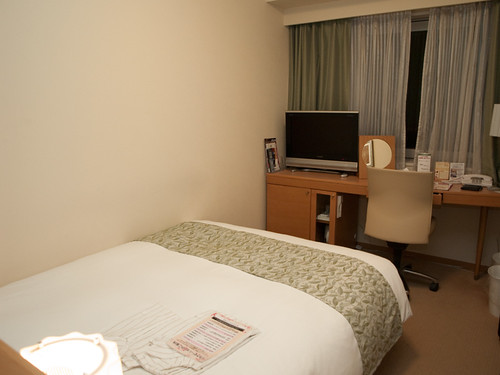Economy Double Bed room