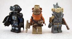 Intergalactic Mercenaries (Titolian) Tags: lego space badass universe galactic mercenaries