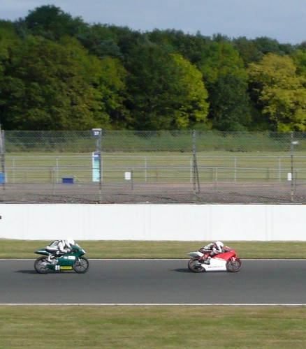 125cc at Silverstone