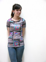 Funky Pattern Shirt
