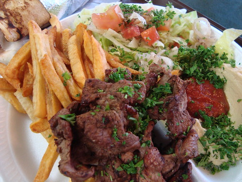 Lamb Plate @ Pita Pockets
