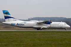 EI-REH - 260 - Aer Arann - ATR ATR-72-201 - Luton - 100412 - Steven Gray - IMG_9787