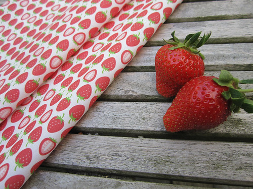 Strawberry Fabrics