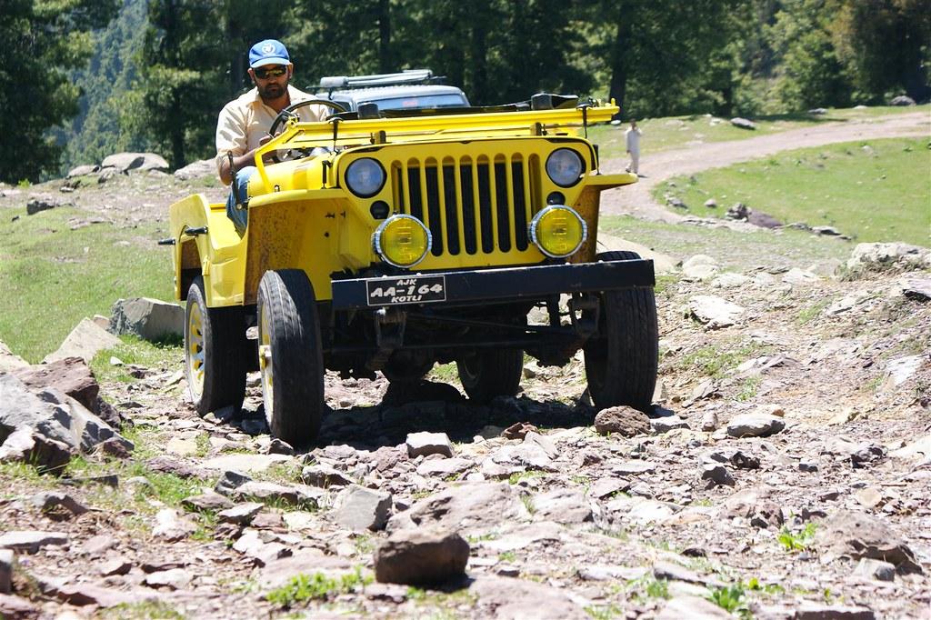 Muzaffarabad Jeep Club Trip to Pirchanasi - 5704670956 083fe079ca b