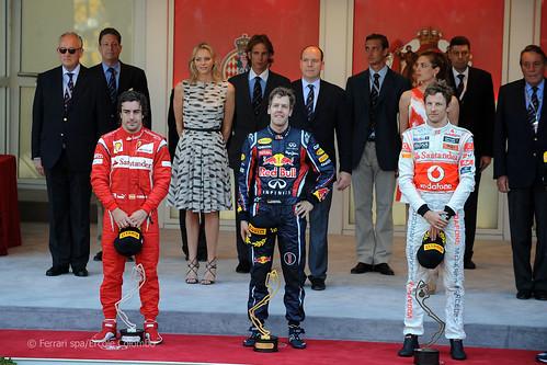 f1 monaco gp 2011. 2011 Monaco Grand Prix -