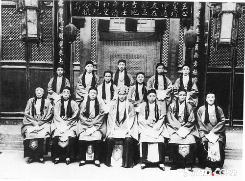 义和团的妇女组织红灯照