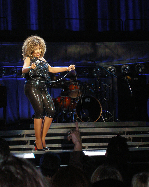 Tina Turner @ ACC [11.11.08] by Samira Khan