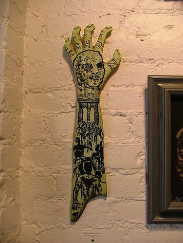 zombie tattoo. zombie tattoo trophy