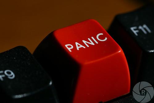 The panic key