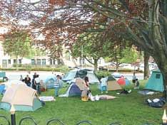 tent city Springfield MA