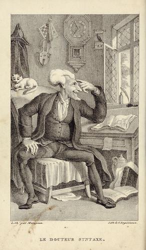 004- El Doctor Sintaxis-1821