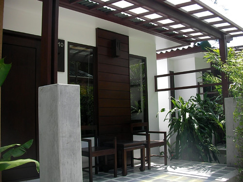 Koh samui Evergreen resort Deluxe Villa25