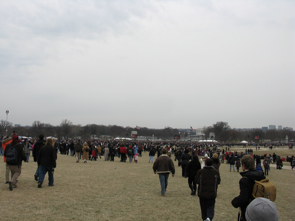 2009 01 18 - 0308 - Washington DC - National Mall
