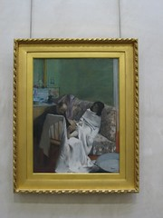 The Pedicure (Degas)