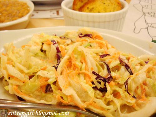 Racks coleslaw