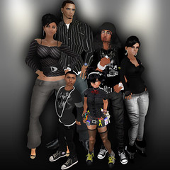Diamonique Carter Family ([Vernice Burks]) Tags: