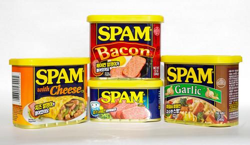 I like SPAM