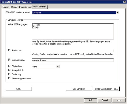 microsoft office 2007 installer  with product key