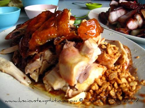 Deep Fried Chicken - Kuala Lumpur