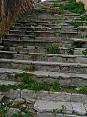 Las otras escalinatas