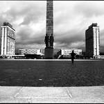 Монумент героическим защитникам Ленинграда.