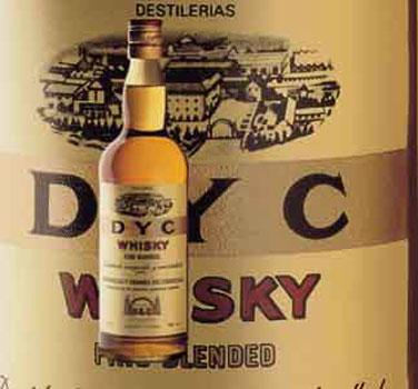 Whisky_DYC