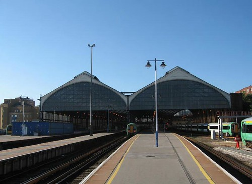 Train Chartering - group travel to Brighton