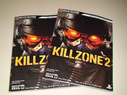 Killzone 2 Strategy Guide from BradyGames