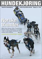 hundekjoering_cover_Norwegen_Marte Heilemann