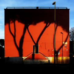 fallimentare (DanielaNobili) Tags: red urban italy house roma building square shadows geometry failure ombre 500x500 mywinners platinumphoto colorphotoaward theturntable thechallengefactory winner500 piazzalemaresciallodiaz danielanob blinkagain bestofblinkwinner