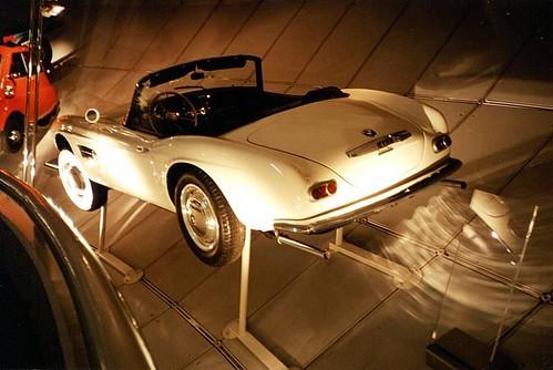 Bmw 507 Roadster. 1957 BMW 507 Roadster