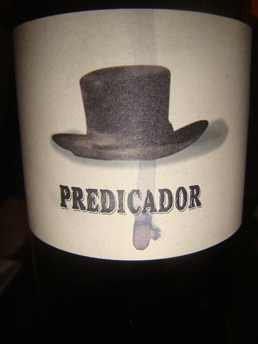 Vino Predicador Rioja