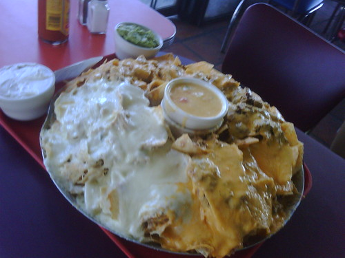 Kong Nachos - the large size!!!!!