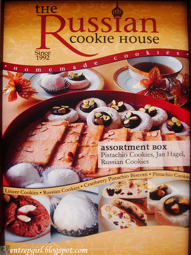 Russian Cookie House