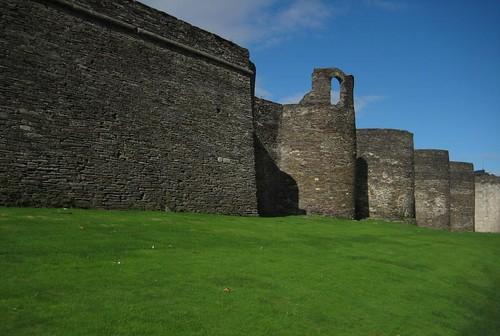 Roman Wall of Lugo - Galicia, Spain